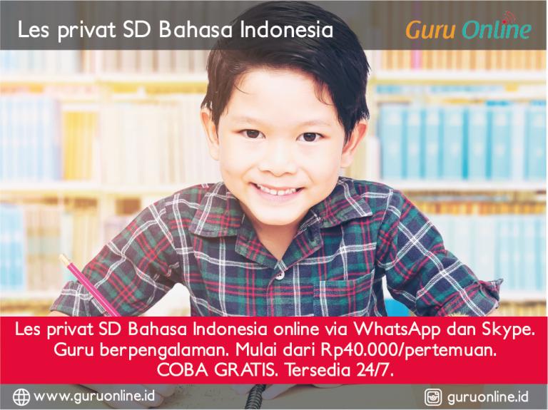 les-privat-bahasa-indonesia-sd
