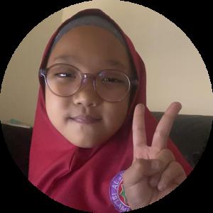 Testimoni Grisel siswa Guru Online Kelas 2 SD
