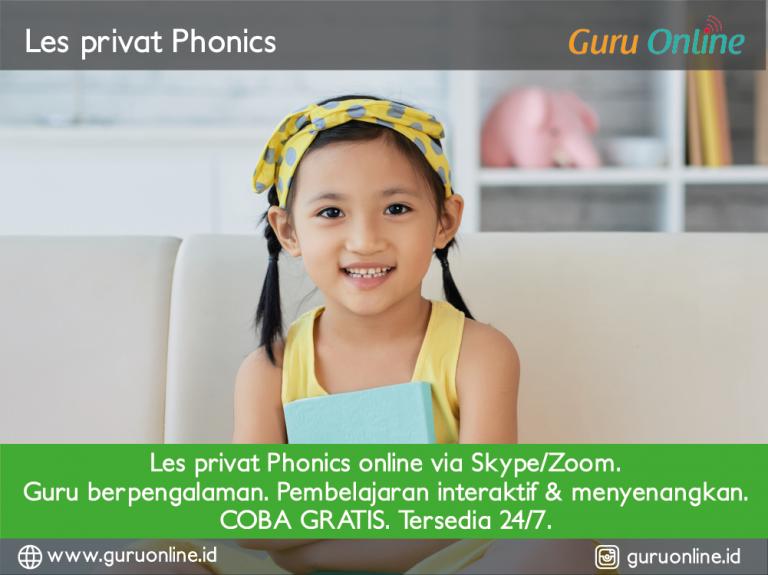 Les privat Phonics Guru Online